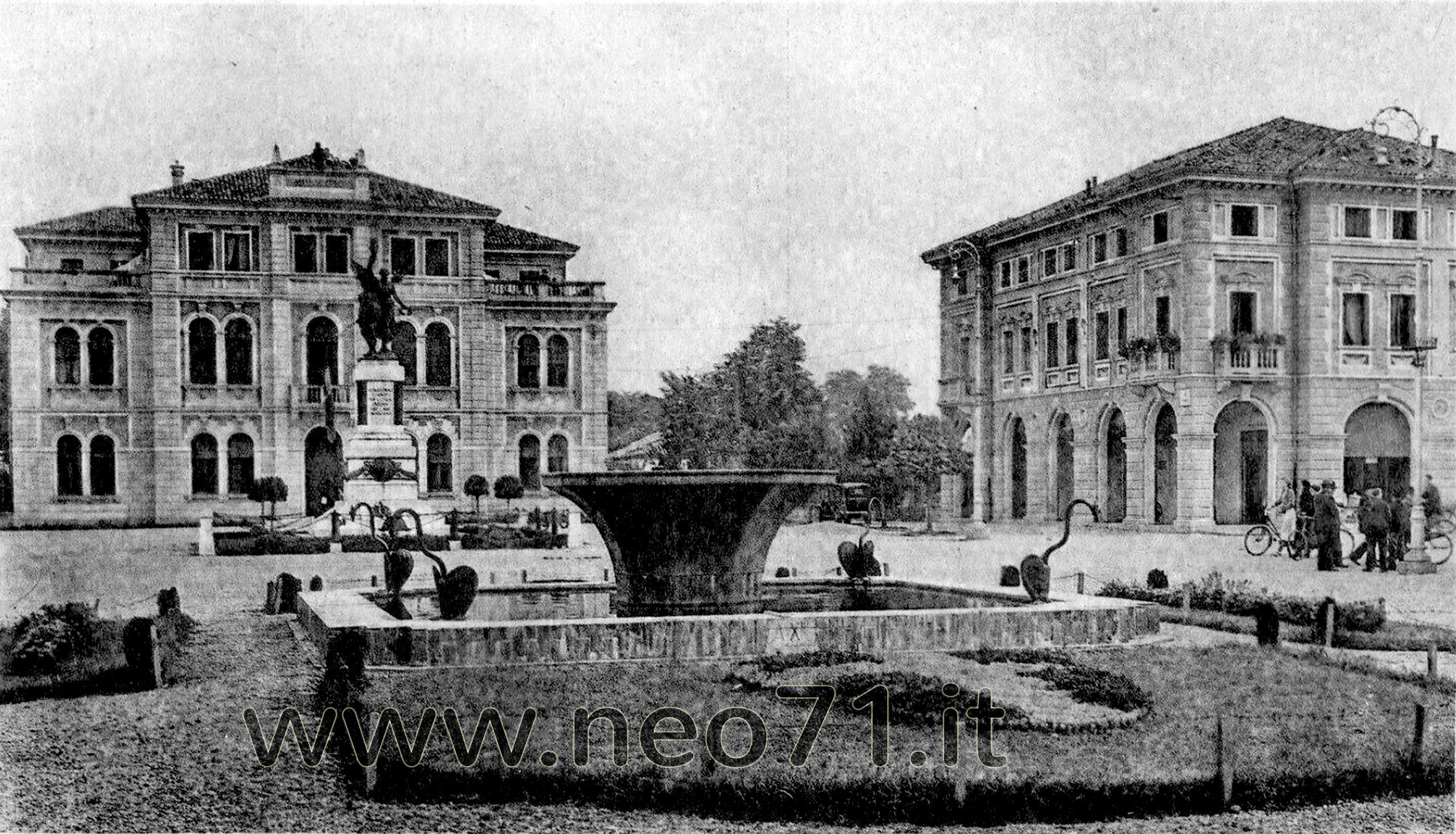 Piazza Caduti (ex Vittorio Emanuele)