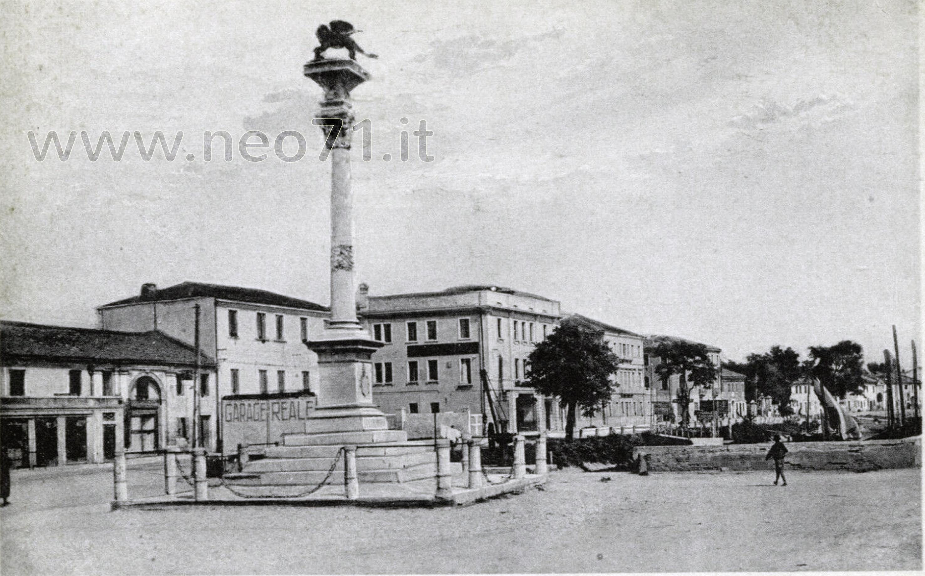 Piazza XXVII ottobre - Mestre